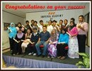 GRADUATION NITE – ALL T&P STUDENTS OFF TO BGRC FOR THEIR EMPLOYMENT ON THE NEXT DAY. CONGRATULATION!